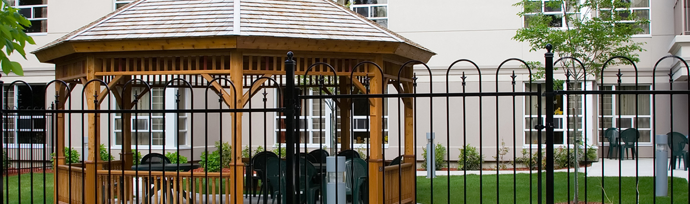 LTC Home gazebo
